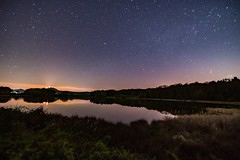 Rodder Maar (clemensgilles) Tags: illuminated reflecting sternenhimmel night rheinlandpfalz astrophotography astrofotographie astrophotographers stargazing spring lake nightphotography longexposure deutschland eifel germany beautiful