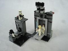 75229 - all (fdsm0376) Tags: lego set review 75229 death star escape wars leia princess organa luke skywalker stormtrooper mouse droid