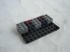 75229 - part 2 floor base (fdsm0376) Tags: lego set review 75229 death star escape wars leia princess organa luke skywalker stormtrooper mouse droid