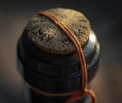 bottle cap #macromonday (niro68) Tags: 40mm nikon bottlecap macromondays cork