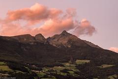 Roseo tramonto (cesco.pb) Tags: valleaurina sunset tramonto sudtirol altoadige alpi alps campotures canon canoneos60d italia italy montagna mountains