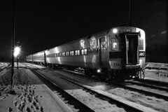 Eastbound Local (DJ Witty) Tags: commuter passenger railroad marc train photography