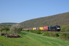 ES 64 U2 - 022(182 522) TXL (Daniel Powalka) Tags: wiese eisenbahn elok railroads railways railway rail railroad train trainspotting track trainspotter tree txl zug outdoor photo photographer photos photography photographie panorama award artland spotting strecke schiene sonne deutschland d750 fotografie foto fotograf fotos freighttrain germany güterverkehr güterzug kbs800 loco lokomotiven lokführer lokomotive landschaft landscape landschaften obstblüte wernfeldmain bayern txlogistic cargo verkehr taurus bahn br182 nikon natur nikond750 maintal main mrce