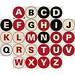 Paris Metro Alphabet