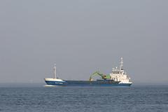 SULE VIKING (angelo vlassenrood) Tags: ship vessel nederland netherlands photo shoot shot photoshot picture westerschelde boot schip canon angelo walsoorden cargo suleviking