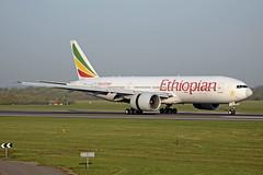 ET-ANO (afellows80) Tags: boeing b777 b772 b77l ethiopian egcc man etano