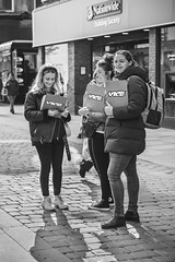 Vice squad (tootdood) Tags: canon6dmkii streetcandid marketstreet manchester ladies vice girls trio happy