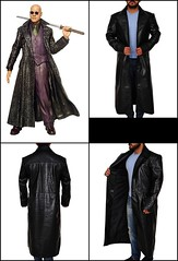 Laurence Fishburne The Matrix Morpheus Alligator Coat (teresabarton7911) Tags: laurencefishburne actor morpheus alligatorcoat celebritywear celebrityfashion menfashion clothing