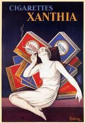 Cigarettes XANTHIA (OldAdMan) Tags: cigarettes poster xanthia leonettocappiello 1917