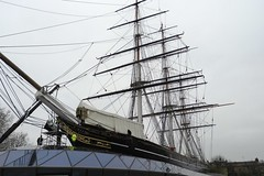 Cutty Sark, Greenwich, London, England (Joseph Hollick) Tags: england london greenwich ship tallship