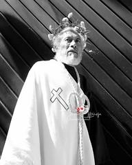 """Sociedad de Nazarenos el """"Divino Salvador"""" (juan.esspinosa) Tags: nazarenos religion iztapalapa semanasanta"""