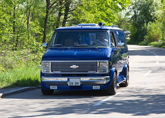 Chevy Van (olds.wolfram) Tags: chevrolet van auto car oldtimer coche voiture strase