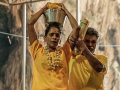 (zwierzory) Tags: maleysia malezja malaysia sea southeastasia batu caves batucaves thaipusam hindu hindutemple festival