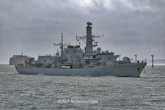 IMG_8219_DxO (alanbryherhowell) Tags: hms northumberland frigate duke class portsmouth royal navy