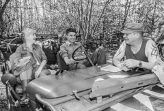 Crich 1940s Weekend 2019 pic6 (walljim52) Tags: crichtramwayvillage crich derbyshire 1940s event actor reenactor wartime ww2 soldier civilian military uniform costume
