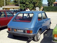Fiat 127 1050 CL 1978 (LorenzoSSC) Tags: fiat 127 1050 cl 3porte 1978