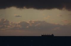 ship clouds b (Graham R3) Tags: clouds ship sunset fremantle