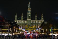 Wien_221 (NiBe60) Tags: österreich wien rathaus weihnachtsmarkt christkindlmarkt burgtheater austria vienna city hall christmas market