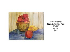 "Bowl of Summer Fruit • <a style=""font-size:0.8em;"" href=""http://www.flickr.com/photos/124378531@N04/40703377053/"" target=""_blank"">View on Flickr</a>"