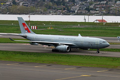 Taxiing to Parking (planephotoman) Tags: airbus a330 voyager kc2 zz330 ascot2820 ascot2820heavy rrr2820 bzzpdxgrk 10squadron 101squadron rafbrizenorton raf royalairforce transientstop pdxmilitary portlandinternationalairport pdxaircraft pdx kpdx