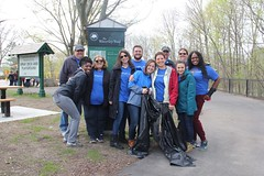 "Two Ten helps clean up Beaver Brook Park for Earth Day • <a style=""font-size:0.8em;"" href=""http://www.flickr.com/photos/45709694@N06/40703543593/"" target=""_blank"">View on Flickr</a>"