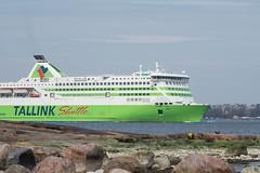 Arriving to Helsinki (JarkkoS) Tags: 70200mmf28efledvr cuiseship d500 finland helsinki pihlajasaari ship sky star tc17eii tallink uusimaa