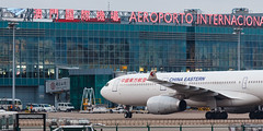CHINA EASTERN A330-343 B-1073 005 (A.S. Kevin N.V.M.M. Chung) Tags: aviation aircraft aeroplane airport airlines plane spotting macauinternationalairport mfm chinaeastern a330 a330300 apron