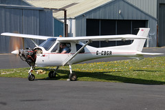 G-CBGR_01 (GH@BHD) Tags: gcbgr avtech jabiru jabiruul ulsterflyingclub newtownardsairfield newtownards microlight aircraft aviation