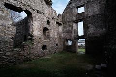Castle life (Johans tilted tripod) Tags: castle wall walls fortress northernireland rustic