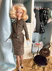 BFMC Tweed Indeed 2006 (Silky collector) Tags: barbie mattel bfmc silkstone 2006