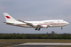 Bahrain - Royal Flight | Boeing 747-4P8 | A9C-HMK (Marcell Bernát) Tags: airplane bud lhbp b744 bahrainroyalflight boeing747 a9chmk