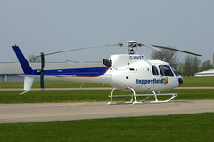 G-WHST Eurocopter AS350 B2 Ecureuil cn 2915 Toppesfield LTD Sywell 22Apr19 (kerrydavidtaylor) Tags: egbk orm sywellaerodrome northamptonshire as350 squirrel