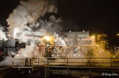 _SVG7349 (giver40 - Sergi) Tags: dresden dampflok steamlocomotive locomotora de vaporrotonda vapor steam nocturna dampfloktreffen sajonia drehscheibe