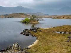 Ballynahinch Lake, Connemara (Donard850) Tags: ballynahinchlake connemara ireland mountains island lake rocks water