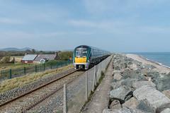 Commuter Train - DSC_0613-Edit (John Hickey - fotosbyjohnh) Tags: 2019 april2019 kilcoole cowicklow train railway commutertrain seaside coast coastline landscape irishsea flickr nikon nikond750