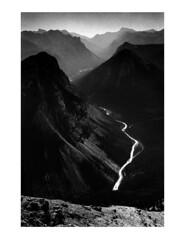 (Brendan | Toews) Tags: leica leicam7 leicasummilux50mmf14asph 50mm ilford ilfordfp4 bw blackandwhite mountains river landscape