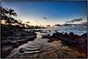 More from Poipu, Kauai. (drpeterrath) Tags: sunrise sunset poipu kauai hawaii water sun sky cloud rocks beach pacific ocean color outdoor canon eos 5dsr