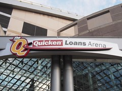 Quicken Loans Arena (procrast8) Tags: cleveland ohio oh quicken loan arena basketball nba cavaliers