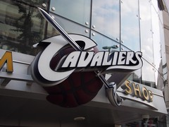 (procrast8) Tags: cleveland ohio oh quicken loan arena basketball nba cavaliers team shop