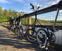 First BicycleSpace Folding Thunder Ride of 2019 (Mr.TinDC) Tags: dc washingtondc bikes bicycles foldingbikes brompton biking foldingthunder grouprides bromptonride kingmanisland