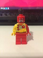 DC's Judomaster (Numbuh1Nerd) Tags: lego purist custom dc superheroes minifigures justice society america jsa geoff johns yakuza blood soldiers oracle birds prey big science action allstars world army