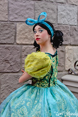Drizella (disneylori) Tags: drizella cinderella stepsisters disneyvillains villains disneycharacters facecharacters meetandgreetcharacters characters fantasyland magickingdom waltdisneyworld disneyworld wdw disney