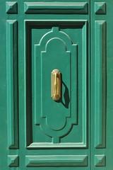 Door (mikael_on_flickr) Tags: door tür porta dør grøn grün grön green vert verde maniglia detail detalje particolare ferrara emiliaromagna shadow ombra