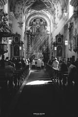 Church Regensburg (Danisch Design) Tags: nikon zeiss rgbg regensburg happyeaster easter ostern froheostern church kirche blackandwhite bw nikond850 d850 sigma stmang 0941