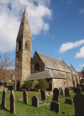 2019_03_0380 (petermit2) Tags: stjohnthebaptistchurch saintjohnthebaptistchurch stjohnschurch saintjohnschurch stjohn saintjohn stjohnthebaptist saintjohnthebaptist churchofengland church gothicrevival williambutterfield bamford peakdistrict derbyshire