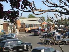 Watford Gap services (Matt From London) Tags: watfordgap servicestation m1 carpark northamptonshire
