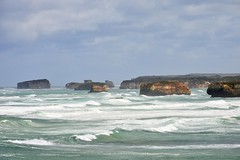 800_4596 (Lox Pix) Tags: twelveapostles australia victoria loxpix loxwerx landscape scenery seas seascape ocean greatoceanroad cliff clouds waves helicopter heritage