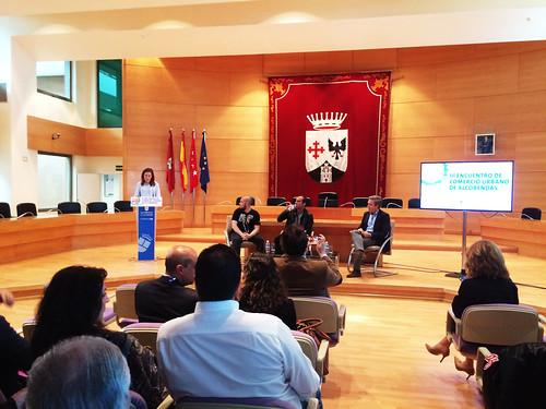 2º Encuentro de comercio urbano de Alcobendas