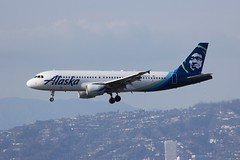 A320 N840VA Los Angeles 22.03.19 (jonf45 - 5 million views -Thank you) Tags: airliner civil aircraft jet plane flight aviation lax los angeles international airport klax alaska airlines airbus a320 n840va