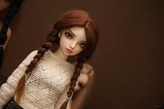Kari Vakter (Jelezrael) Tags: bjd doll puppe msd 14 fairyland minifee rens